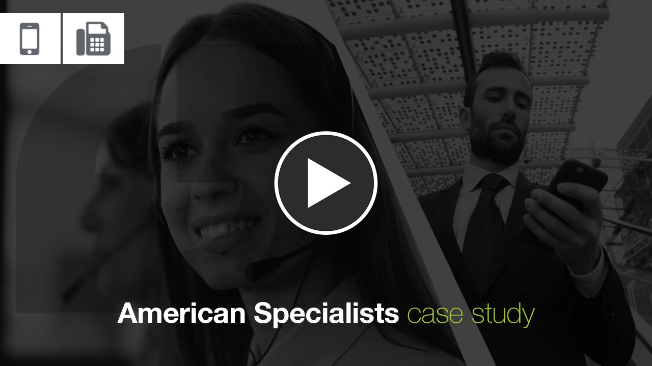 American Specialists case study